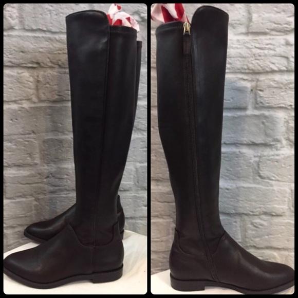 c1c2cff4696 NWOT- Franco Sarto Varick Women s Knee High Boots